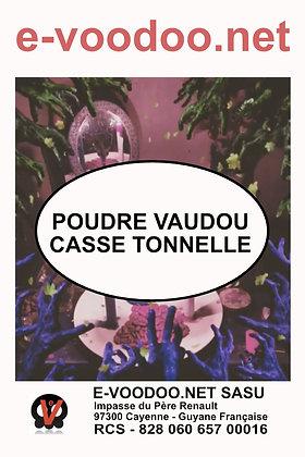 Poudre Vaudou Casse Tonnelle