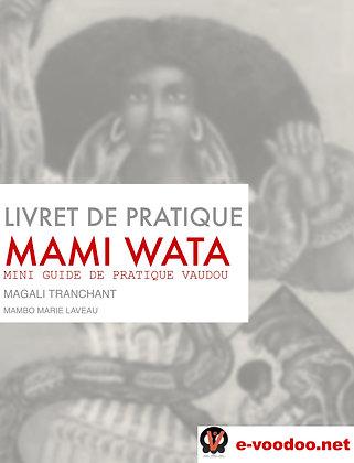 Livret de Pratique Vaudou Mami Wata