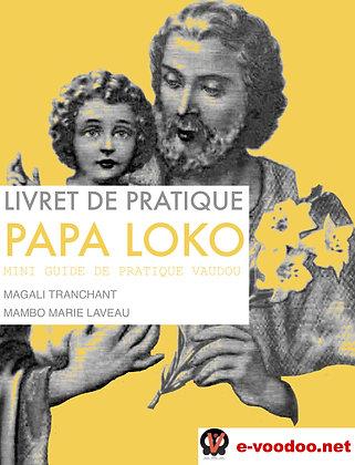 Livret de Pratique Vaudou Papa Loko