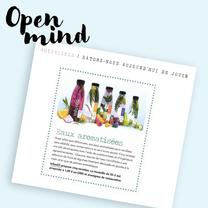 Magazine OPEN MIND