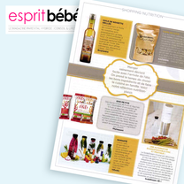 Magazine ESPRIT BÉBÉ