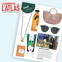 Magazine LE COURRIER DE L'ATLAS