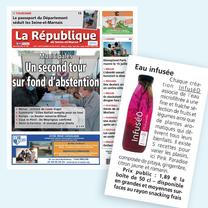 Journal LA RÉPUBLIQUE
