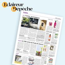 Magazine L'ECLAIREUR LA DEPECHE
