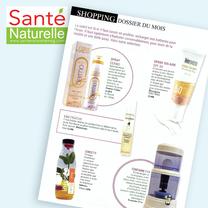 Magazine SANTÉ NATURELLE