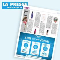 Journal LA PRESSE - Manche