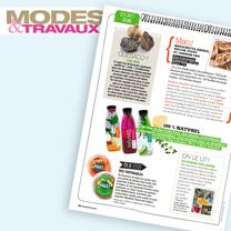 Magazine MODE & TRAVAUX