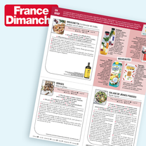 Magazine FRANCE DIMANCHE