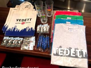 ヴェデット・エクストラホワイト樽生スクラッチキャンペーンが始まります!