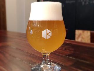 京都醸造の限定醸造ビール「深雪」を入荷、開栓しました!