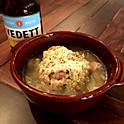 とり肉とキャベツのベルギービール煮込み