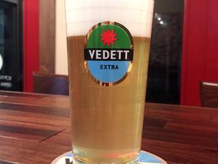 ベルギーの樽生がヴェデット・エクストラホワイトに替わります!