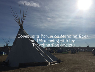Community forum on Standing Rock