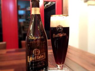 新しい限定ビールのご提供:ブファロ・グランクリュ 2015