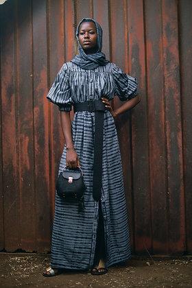 Stripes Tie-Dye Dress - SS20