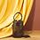 Thumbnail: Mini Buckie w/ leather handle