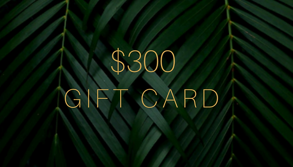 $300 E-Gift Card