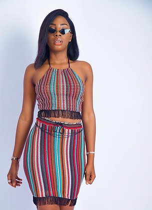 "Sanusi Lagos ""The native"" 2 piece set"