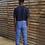 Thumbnail: Check Tie-Dye Fitting Pant - AW19