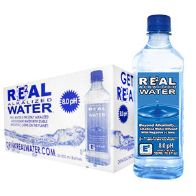 Real Water 24 Case