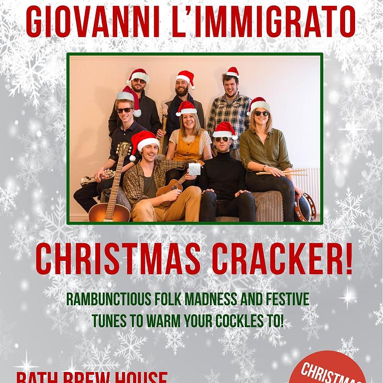 The Giovanni L'Immigrato Christmas Cracker!