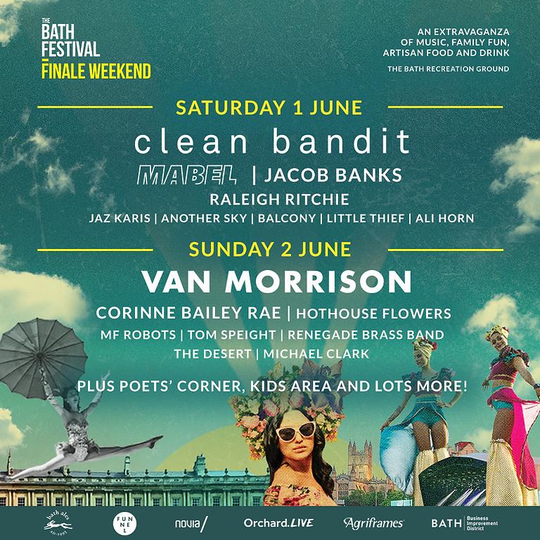 The Bath Festival Finale Weekend