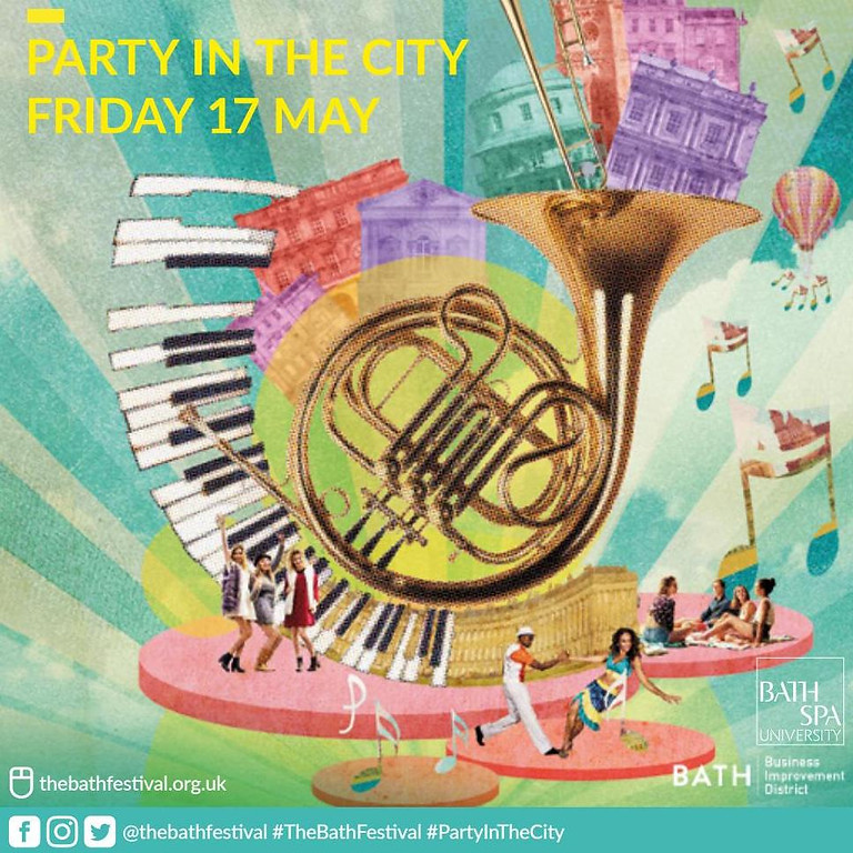 The Bath Festival: Party In The City 2019