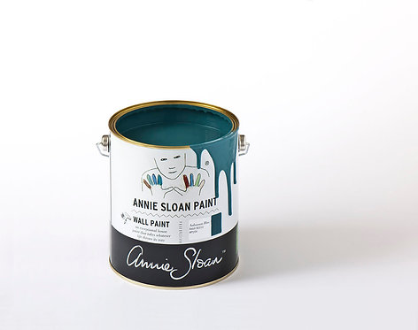 "Annie Sloan ""Aubusson Blue"" Wall Paint"