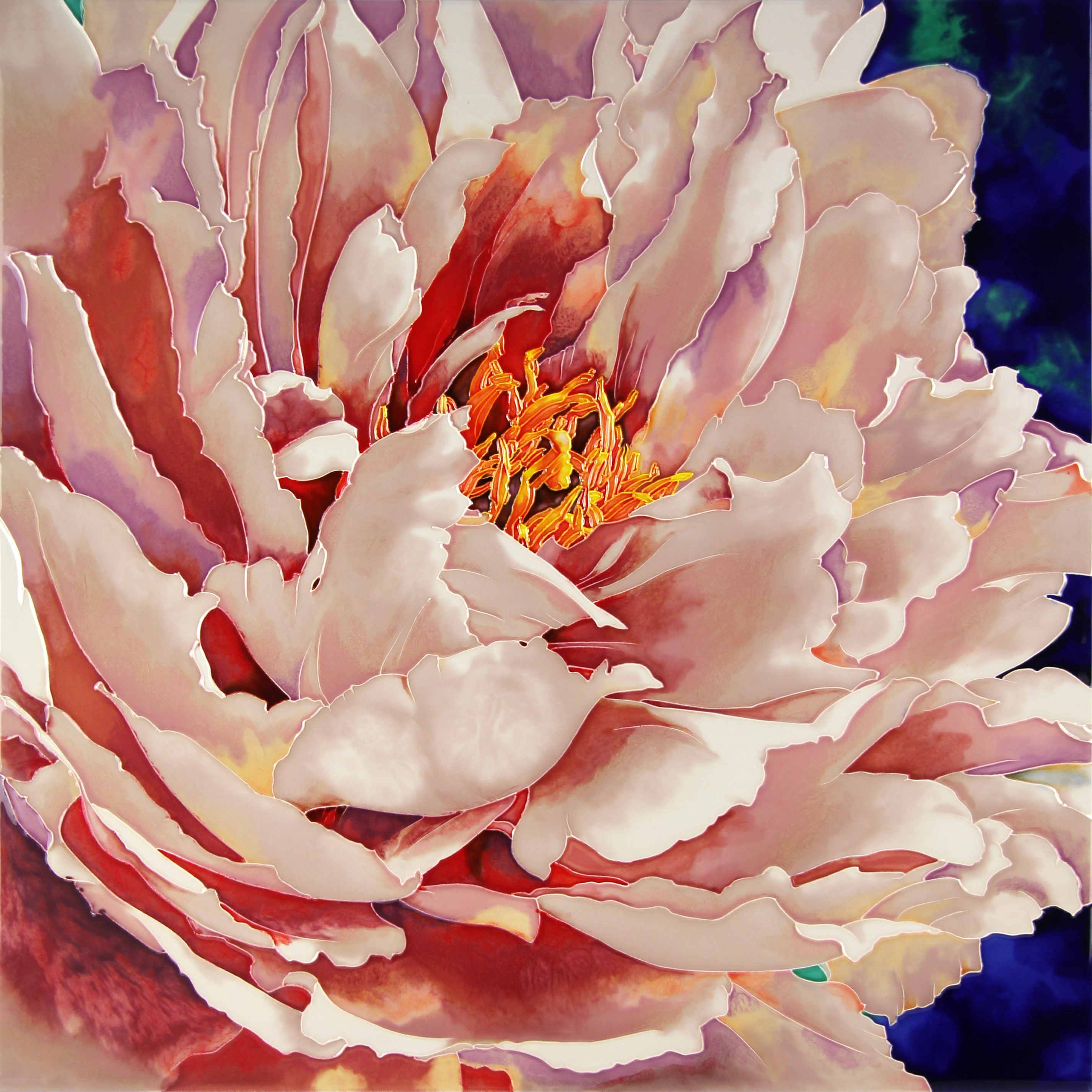 Blooming Peony - 3