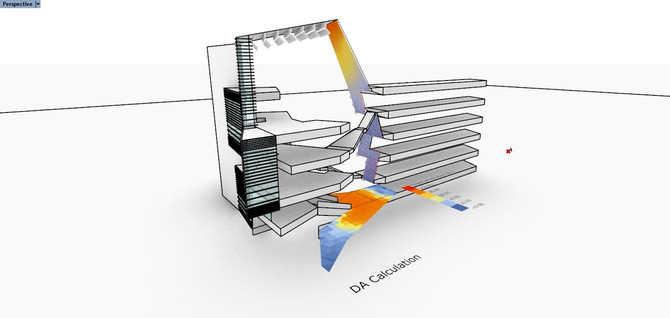 Daylighting Calculation