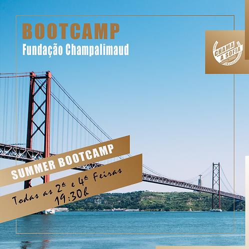Bootcamp Fundação Champalimaud