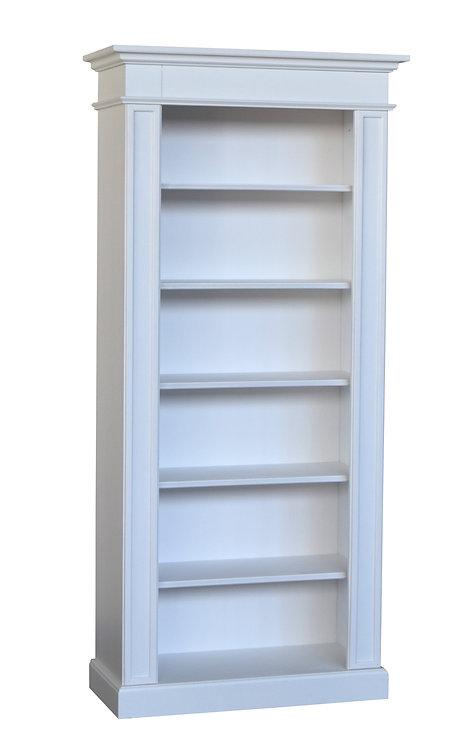 Libreria COLONNA laccata bianca