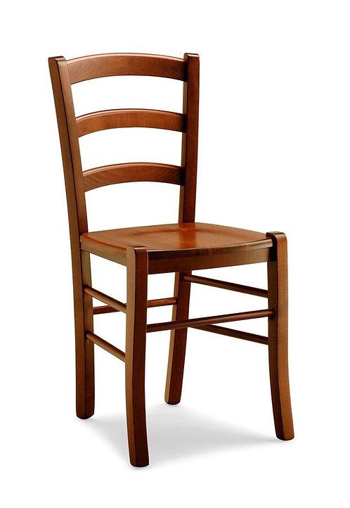 Sedia CAMPAGNA sedile in legno
