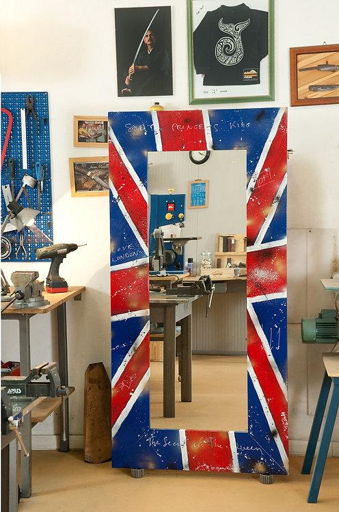 Specchio rettangolare UK