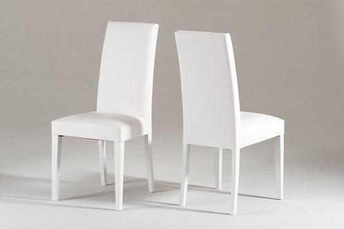 Sedia KARL bianca