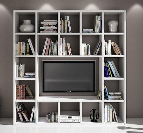 Libreria con porta tv SENG