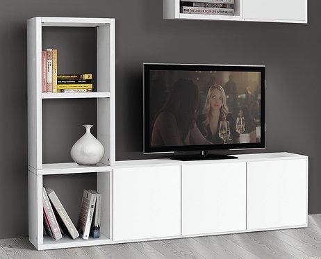 Porta TV  CUBO con ante