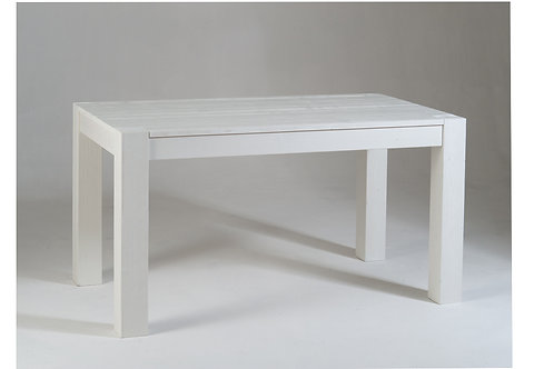 Tavolo allungabile ABE bianco