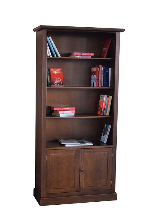 """Libreria con ante """"BOOK"""""""