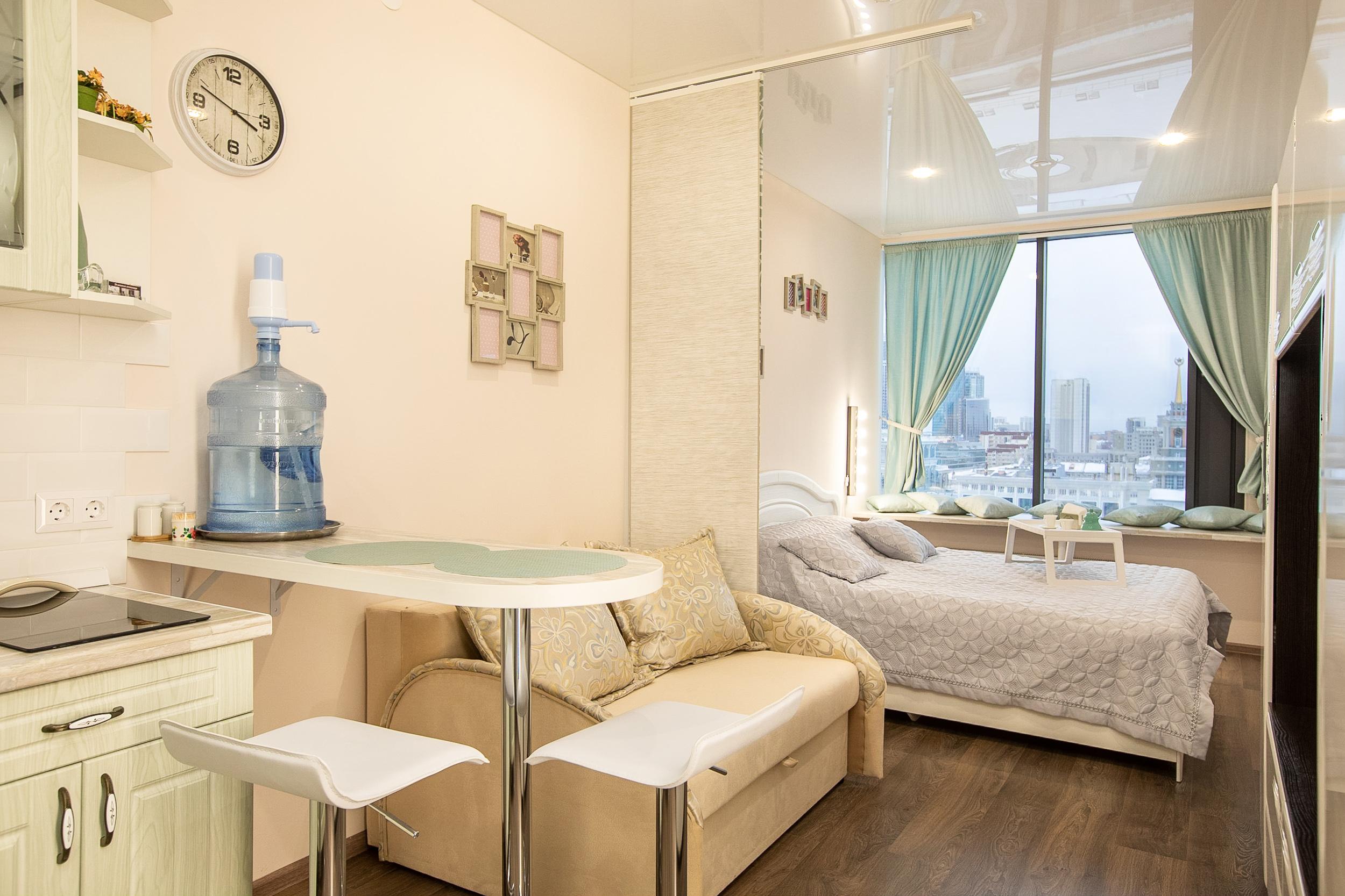 """Radius Central House-комфортабельные номера от компании """"домашний уют"""""""