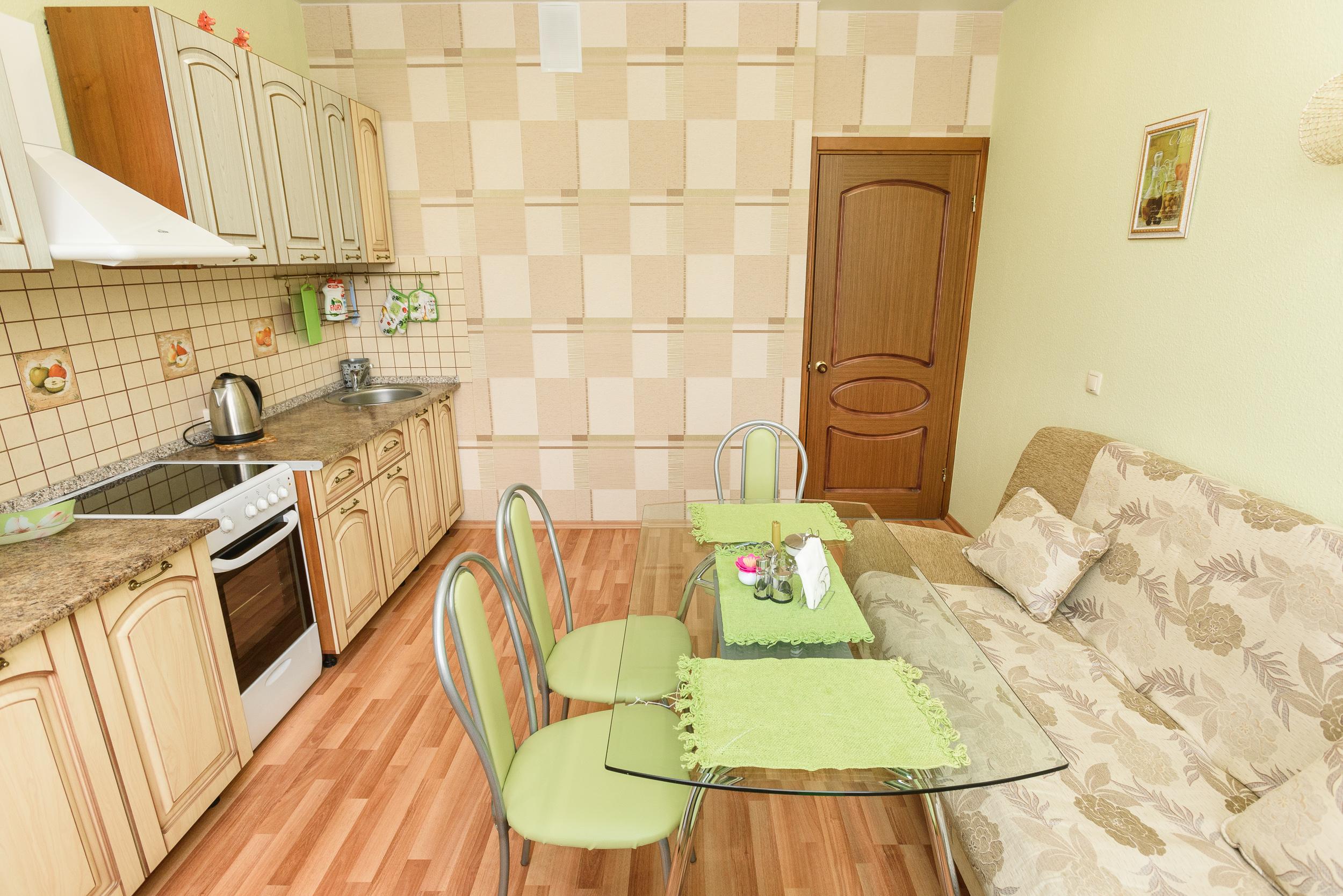 2-комнатная квартира от Домашний Уют
