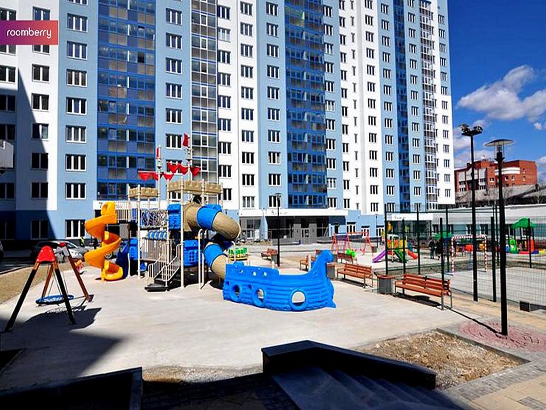 детская площадка в ЖК Мечта