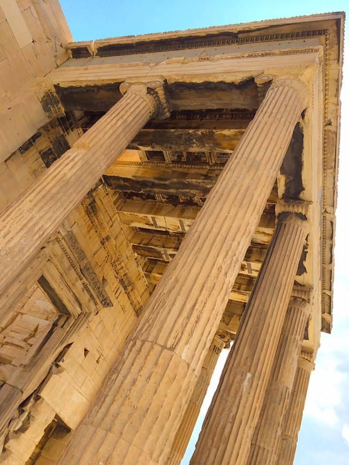 Steph Limage - Greece