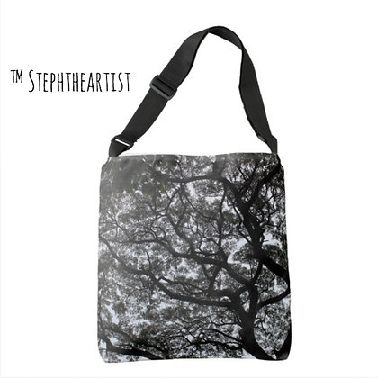 Ancient Haitian Trees Tote / Totes For Goats