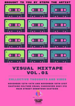 Steph Limage Visual Mix Tape Volume 01 2021