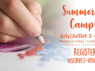 Summer Camps | Ottawa School of Art - Now Registering