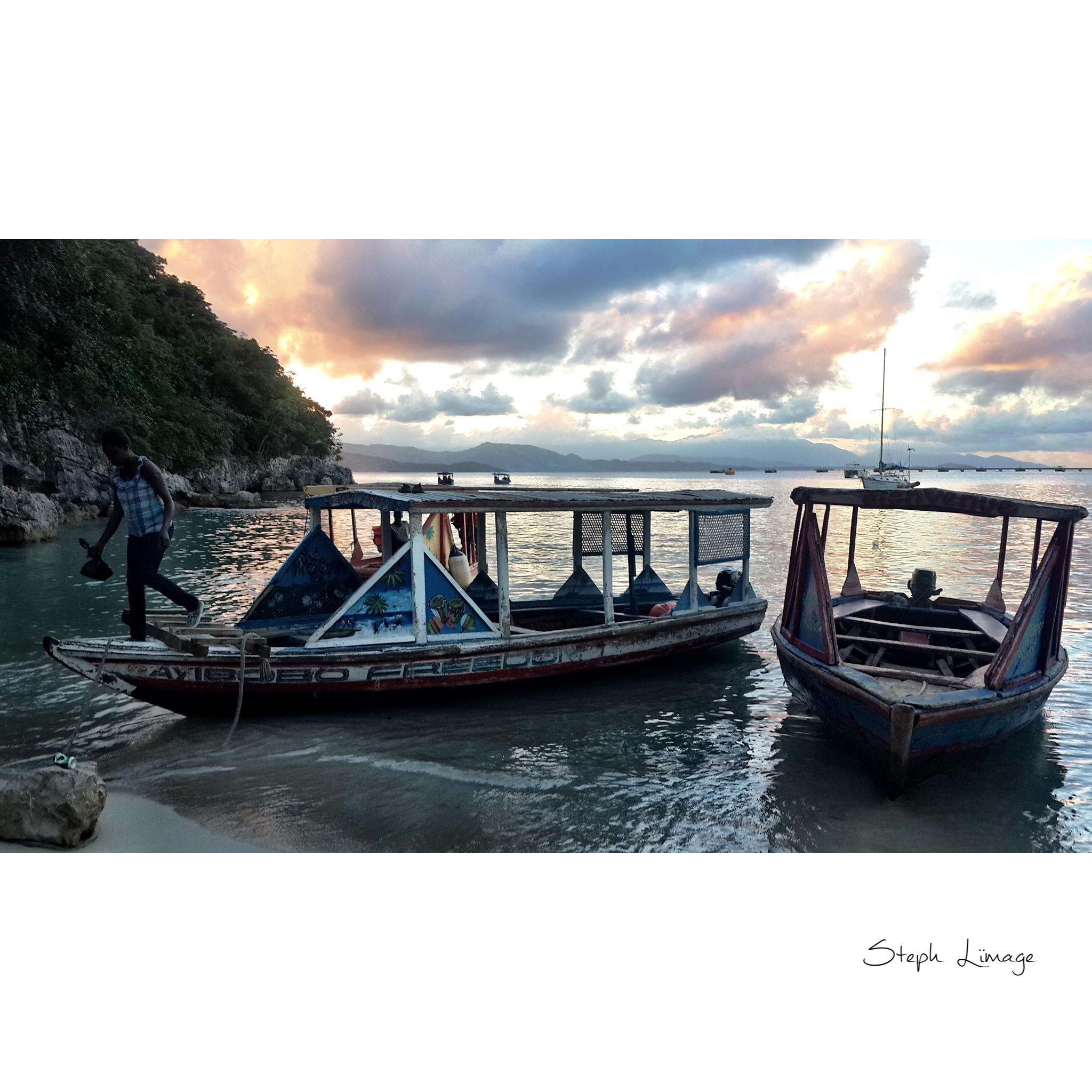 Steph Limage - Haiti