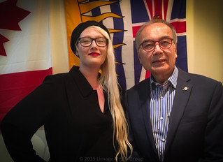 Social Entrepreneurship | Meeting with British Columbia's Minister of State for Trade