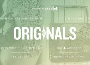 Originals Christmas Craft Sale 2018 | Salon des Artisans de Noël