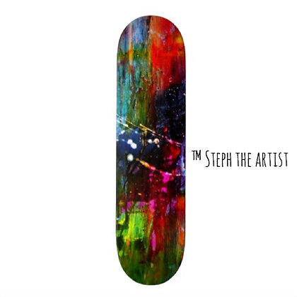 Fiesta / Custom Skateboard Deck